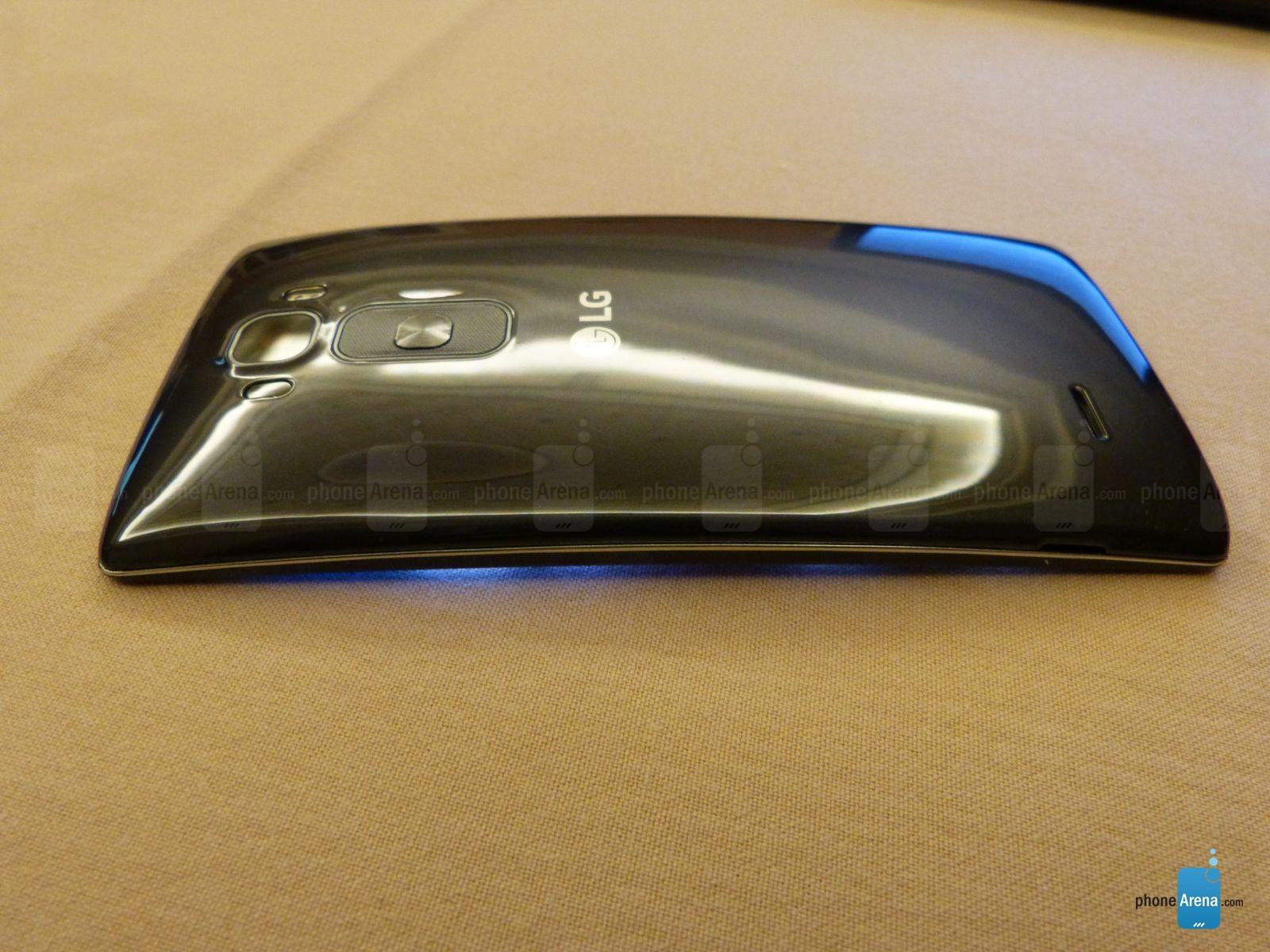 LG G Flex 2 avec un Snapdragon 810