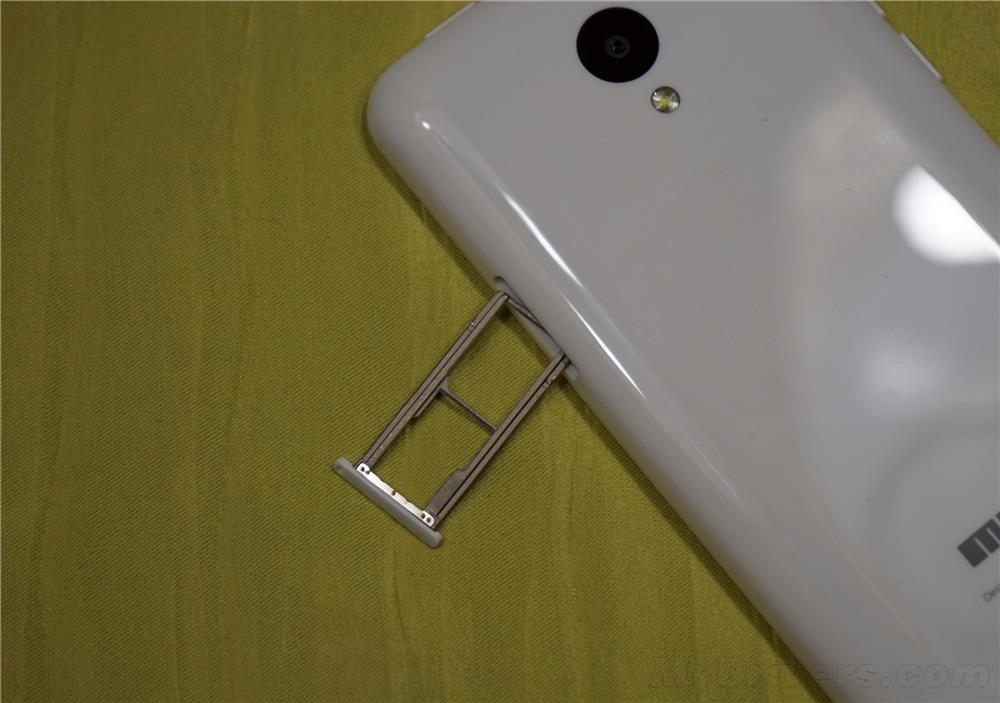Meizu M1 tiroir SIM