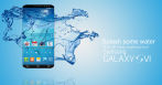 galaxy s6 pas waterproof