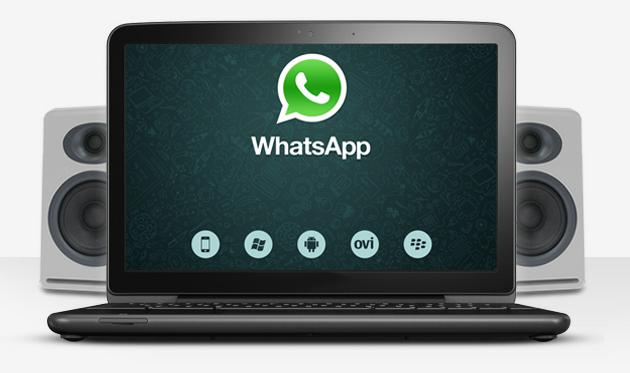 Whatsapp pc mac