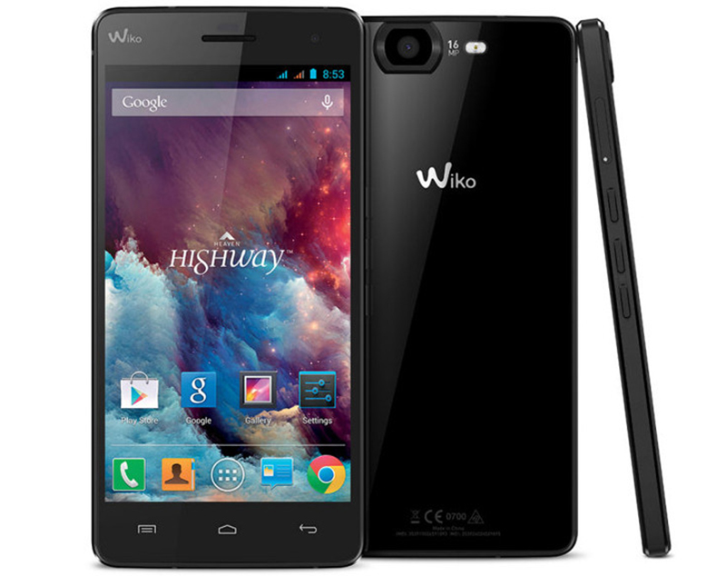 wiko android pur
