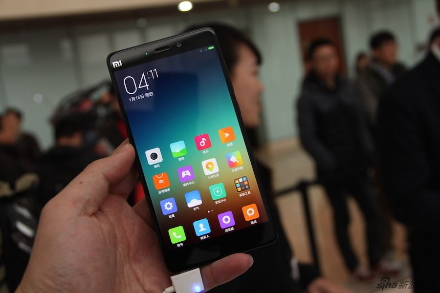 Xiaomi Mi Note et Mi Note Pro
