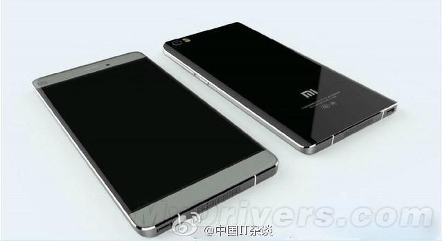 Xiaomi Mi5 nouvelles images