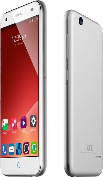 ZTE Blade S6 design