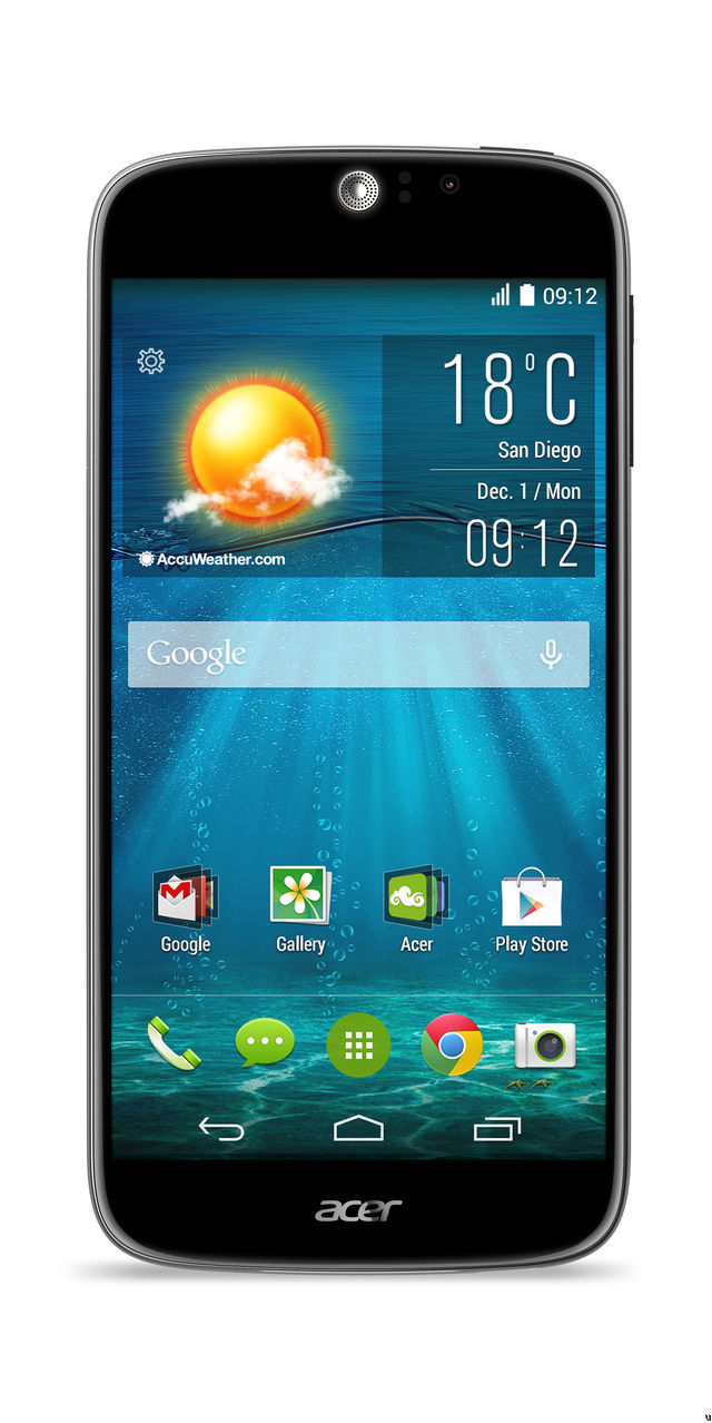 Acer Liquid Jade S, des performances !