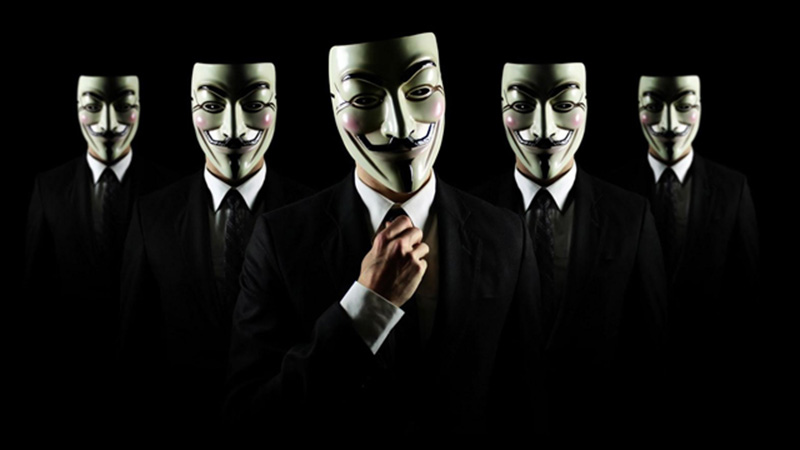anonymous déjà attaque