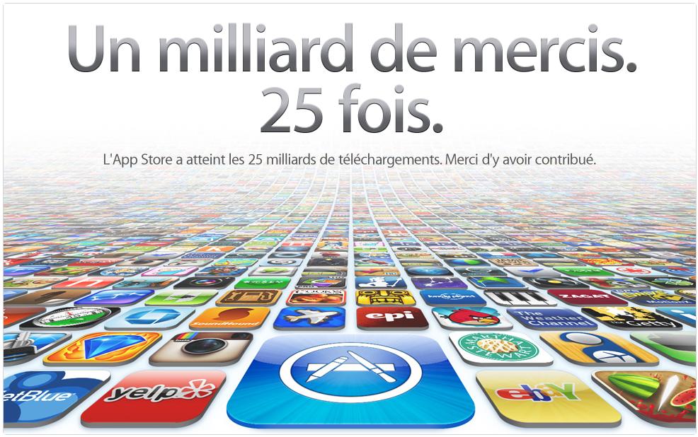 apple augmente prix applications