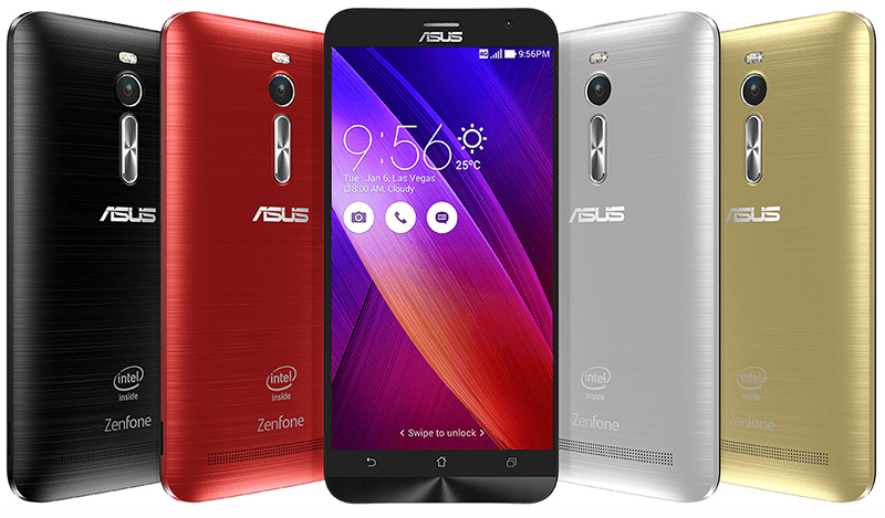 asus zenfone 2 officiel