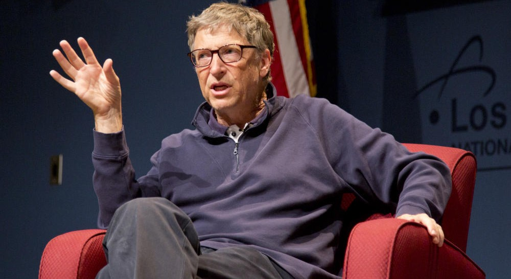Bill Gates parle de son assistant personnel
