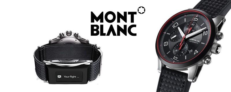 MontBlanc e-Strap