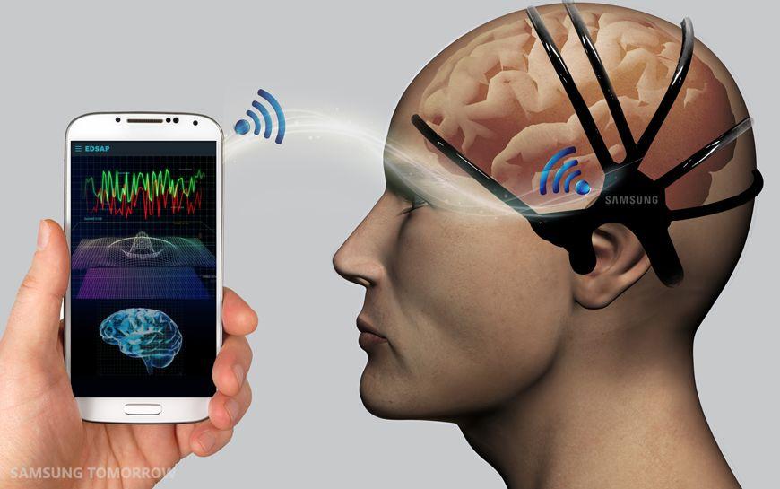 casque connecté Samsung