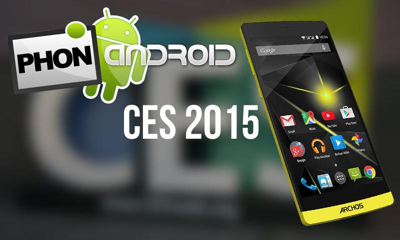 ces 2015 meilleures annonces smartphones