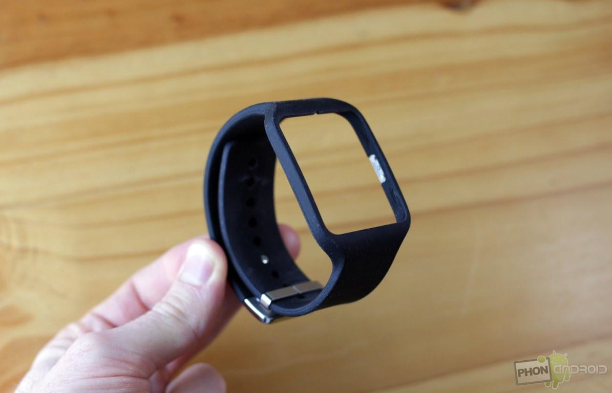 changer bracelet sony smartwatch 3