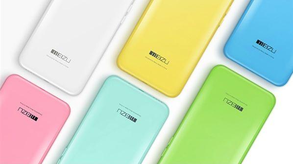 Meizu M1 coloris