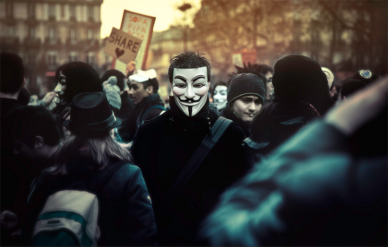 charlie hebdo ennemis anonymous contre attaquent