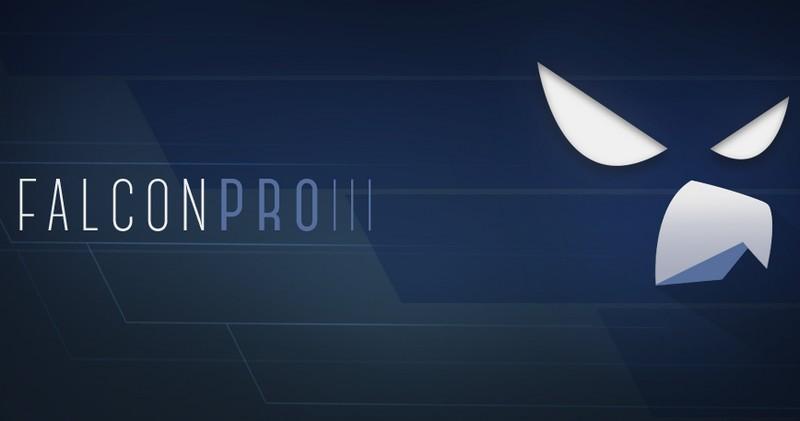 Falcon Pro 3 de retour sur le google play