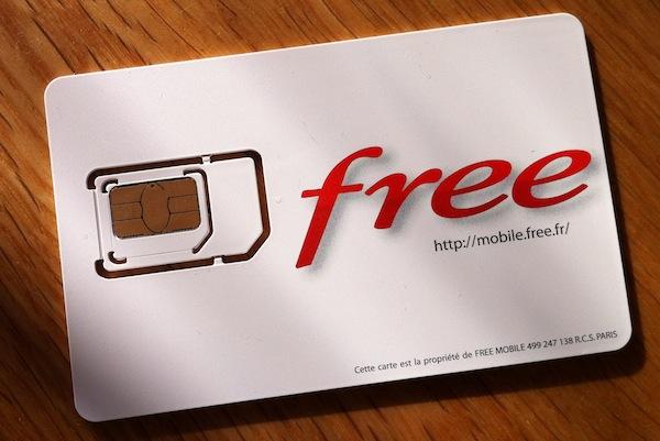 Free Mobile avec la 4G en 1800 Mhz