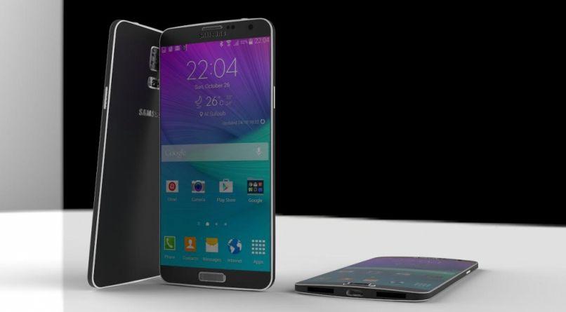 Galaxy S6 lecteur d'empreintes