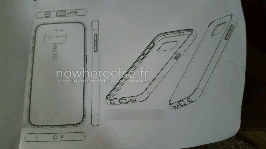 schema Galaxy S6