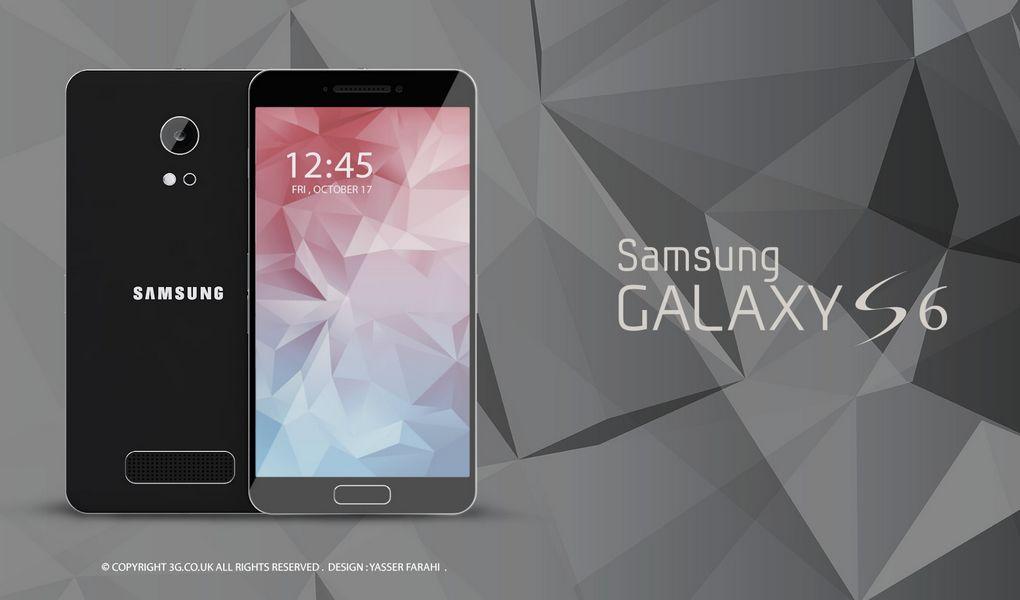 Galaxy S6 sans coque métal unibody ni dos amovible