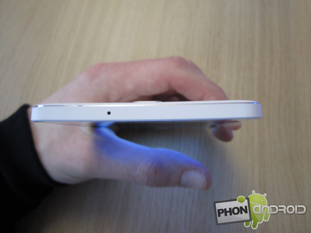Galaxy A7 avec sa finesse