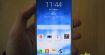 Galaxy A7 avec écran super AMOLED