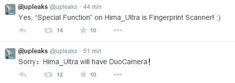 HTC Hima Ultra