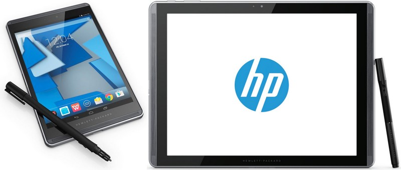 HP Pro Slate 8 et 12