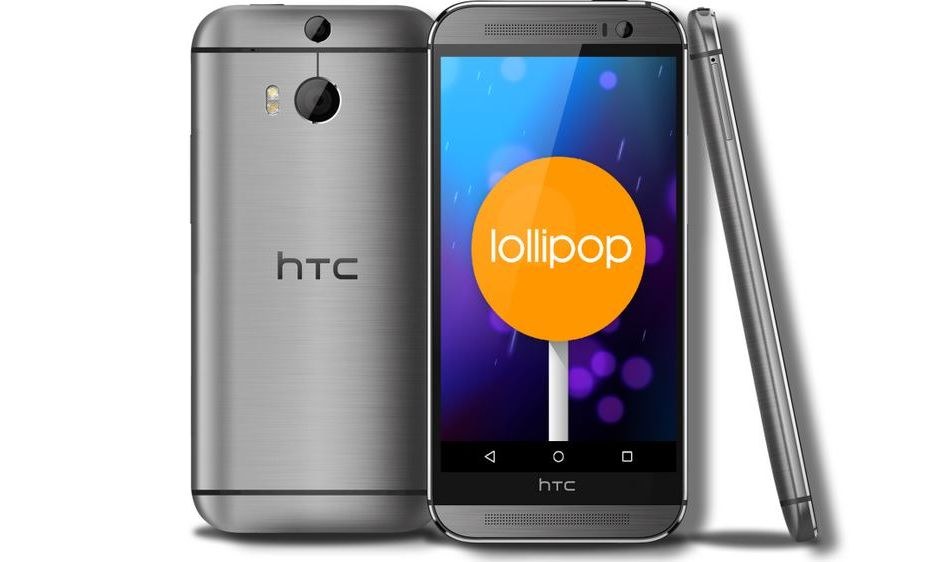 HTC Android Lollipop