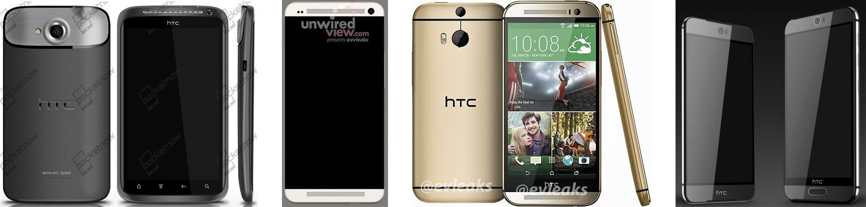 hauts de gamme HTC
