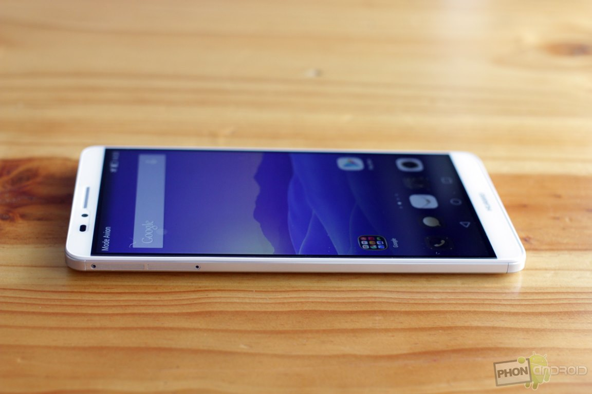 huawei ascend mate 7 angle vision