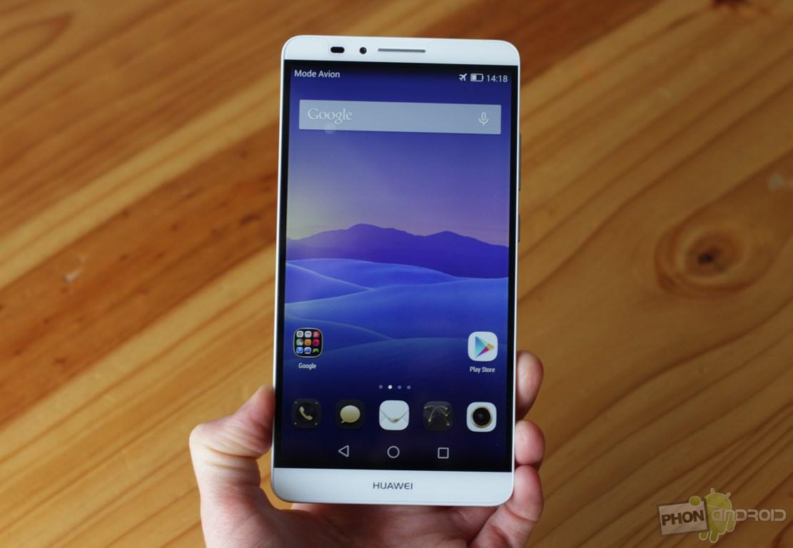 Huawei Ascend Mate 7 écran