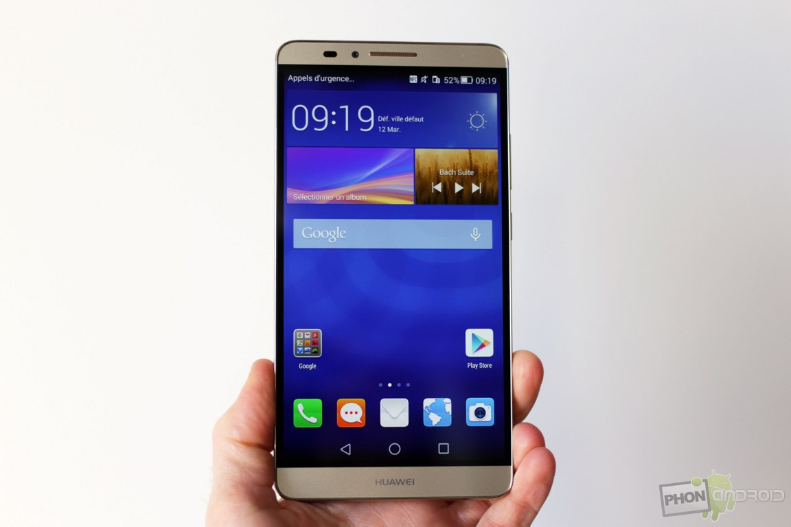 huawei ascend mate 7 gold test