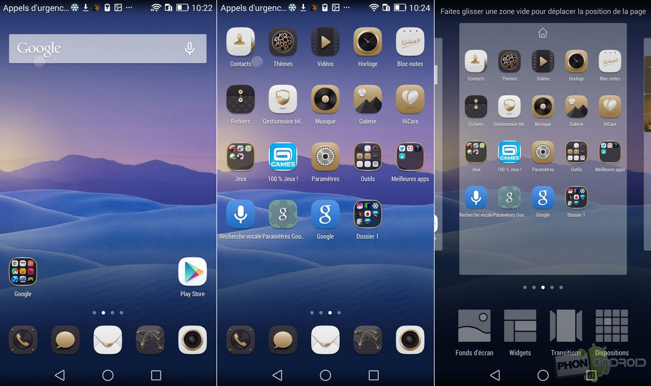 huawei ascend mate 7 interface emotion ui