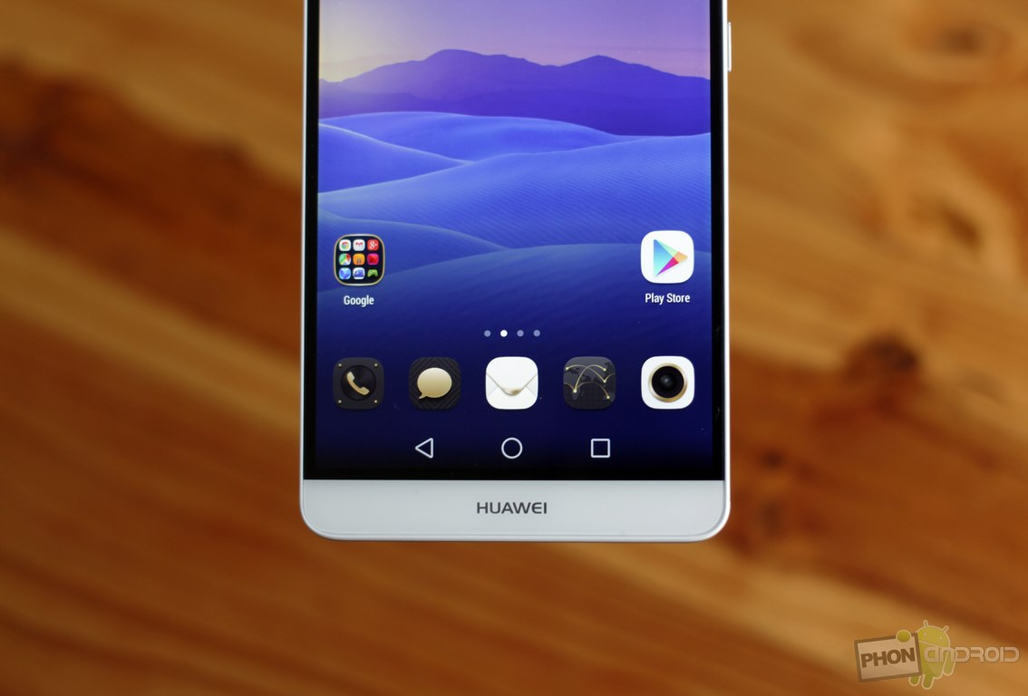 huawei ascend mate 7 touche tactile