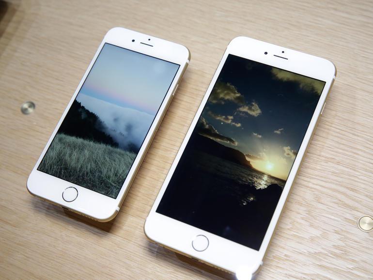 iphone 6 iphone 6 plus grands écrans