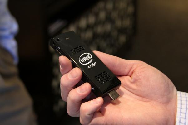 Clé HDMI ordinateur Intel