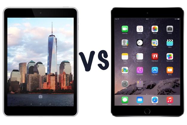 Nokia N1 bat l'iPad 3 Mini sur les benchmarks