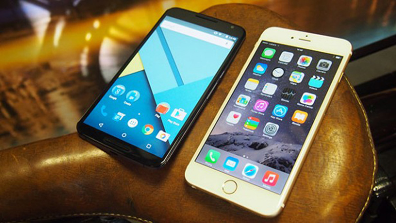 iphone 6 et 6 plus android switchers