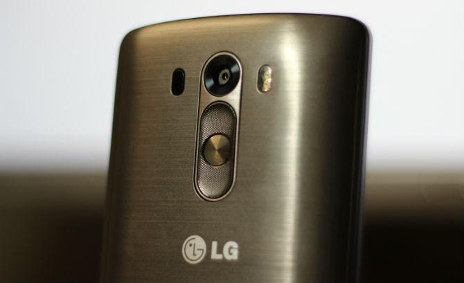 LG G3 caméra