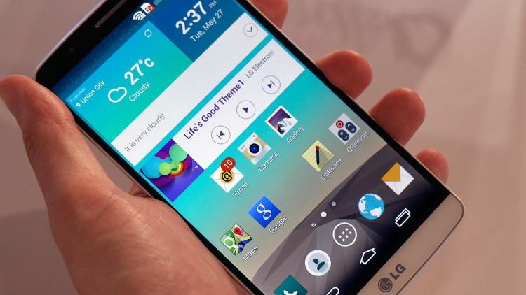 Le LG G4 aurait bel et bien un écran Quad HD