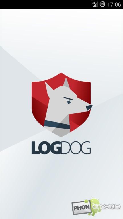 LogDog scanne les connexions des comptes Internet