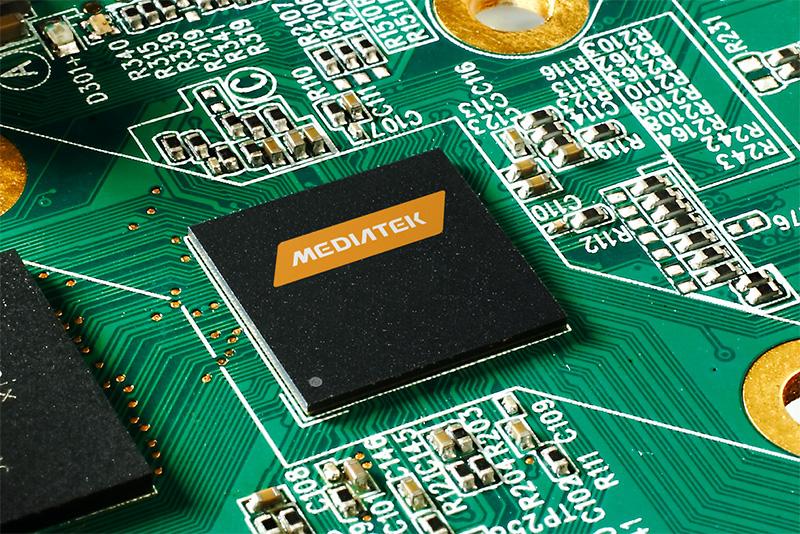 mediatek plus coeurs processeurs