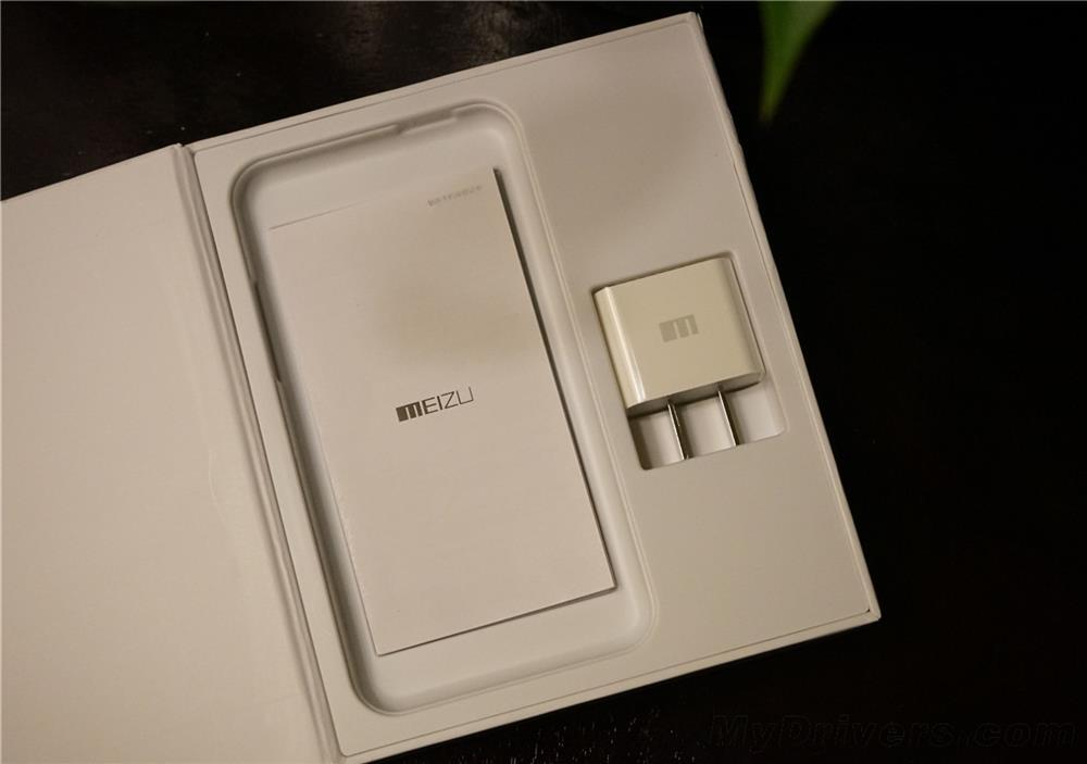 Meizu M1 packaging