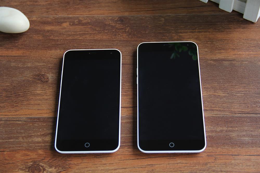 Meizu M1 et M1 Note, le comparatif des smartphones