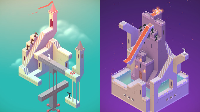 Monument Valley, largement piraté sur Android