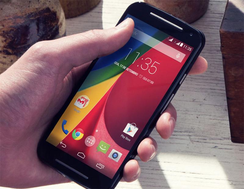 Moto G 2014, un smartphone low-cost de qualité