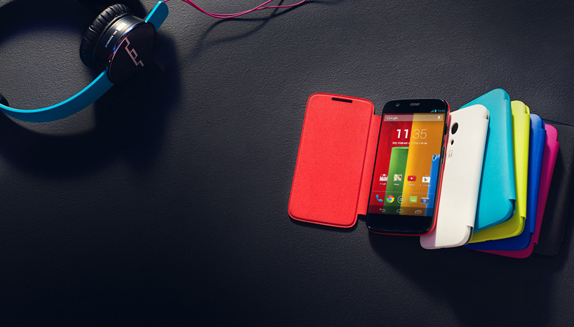 android 5.0.2 lollipop pour le moto g