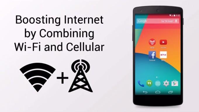 NetUp : une application qui combine la 4G et la WiFi pour booster votre connexion