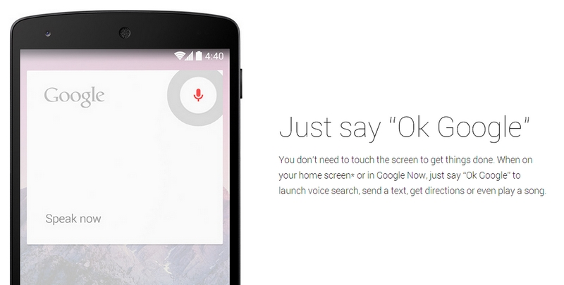 Google Now s'ouvre aux applications tierces